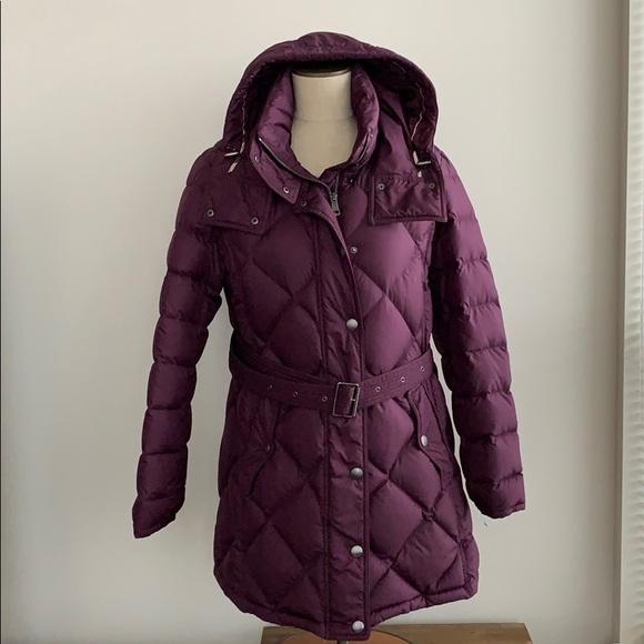Burberry Brit puffer jacket sz. Xl | Etsy